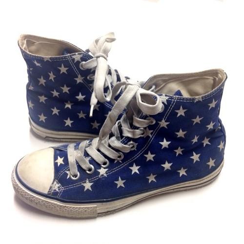 converse/allstar Hi 星柄 【古着】