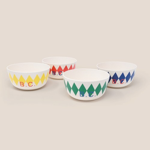 《BOBO CHOSES 2020AW》Bamboo Bowls Pack