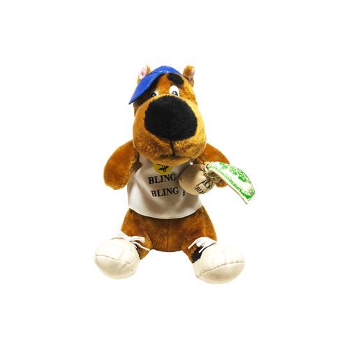 BLING BLING Dog Plush Toy