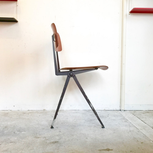 Marko Industrial Chair Netherlands Vintage オランダ