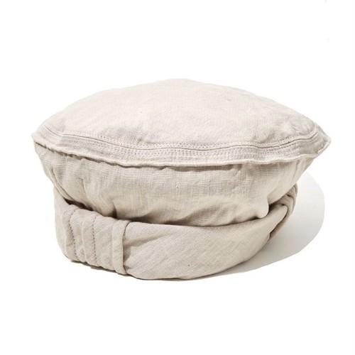 NAISSANCE ネサンス Afghan Hat / BEIGE (20S-NSA-AC-02)