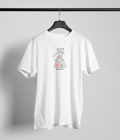 """MAD TRIP TRAX """"ROSE&COIN"""" T-shirts"""