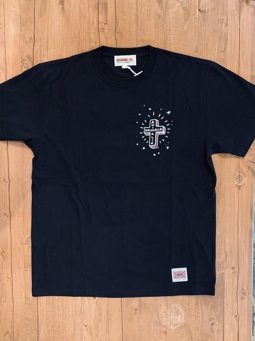 【ANIMALIA】アニマリア ONE NATION  メンズTシャツ