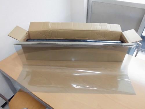 (10cm単位カット販売)剥がせるガラス用透明遮熱シートZEROCOATシート