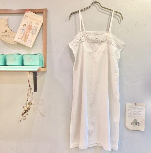 Europe antique dress❤︎ lace camisole
