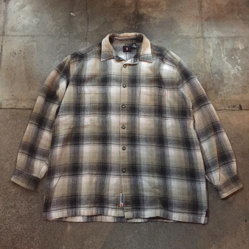 Heavy Flannel Shirt / Levis