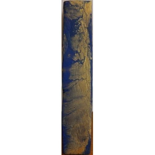 「無題」 廃材の木片にアクリル * アート作品 抽象画 絵画 内野隆文 takafumiuchino