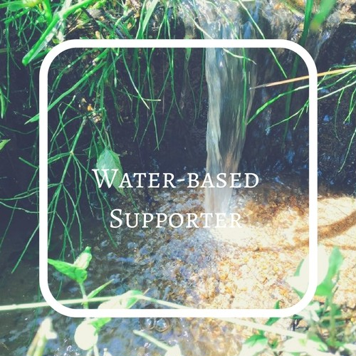 【サポーター申込】Water-based Supporter