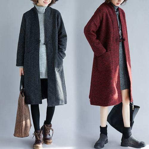 レディース コート トレンチコート チェスターコート 無地 大きいサイズ シンプル きれいめ お出かけ 女子会 グレー レッド