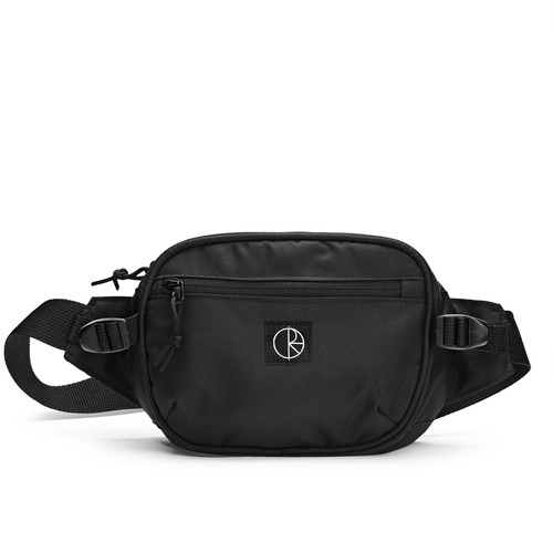 POLAR SKATE CO. CORDURA HIP BAG BLACK ポーラー バッグ