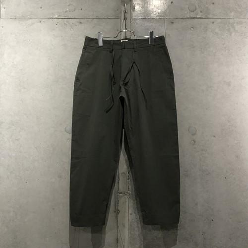 EXPANSION  095P MAYTO PANTS 4 / D GRAY