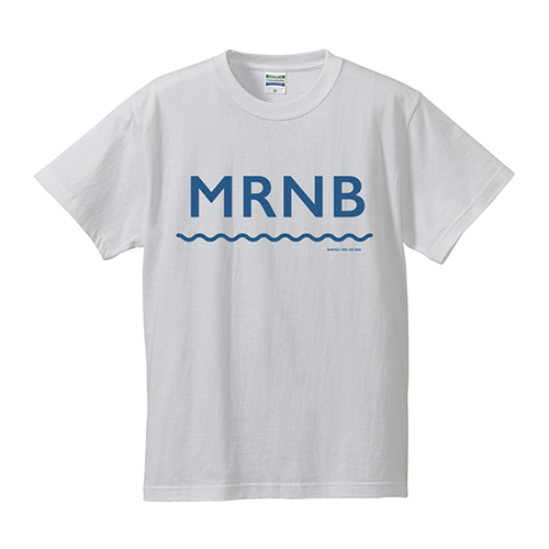 Mr.Nobite Tee : White