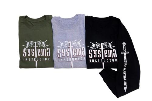 【長袖】Toronto HQ instructor T-shirts Gray 灰色トロント本部イントラシャツ