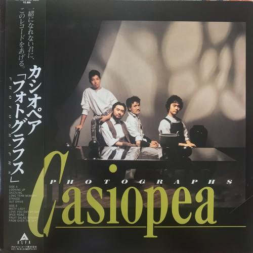 CASIOPEA  / PHOTOGRAPHS (1983)