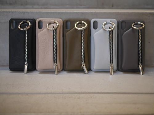 ajew /  cadenas zipphone case (Xs MAX)