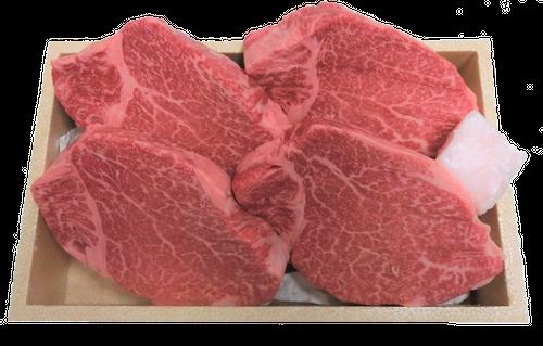 ヒレステーキ(H-100) A5ランク黒毛和牛使用 (本州送料込)