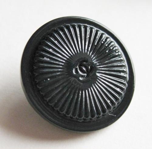 CHANEL VINTAGE(シャネル ヴィンテージ)COCOマーク デザイン  ボタン ブラック 427-1