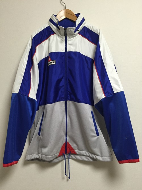 used le coq sportif jersey top