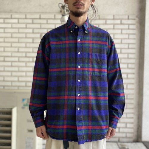 90's GAP COTTON L/S SHIRT