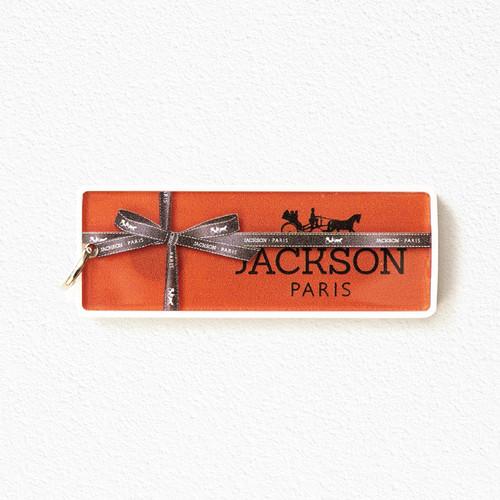 見守りタグ  biblle(ビブル)× JACKSONMATISSE  -PARIS-