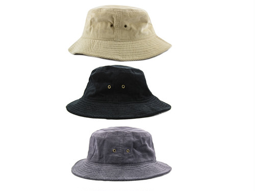 New Hattan|Corduroy Bucket Hat