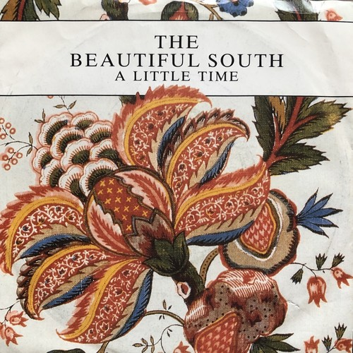 The Beautiful South / A Little Time[中古7inch]