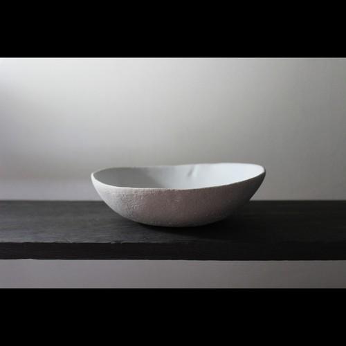 """英国の陶芸アーティスト【SARAH JERATH】""""CHALK"""" 17cm Bowl ボウル No.2"""