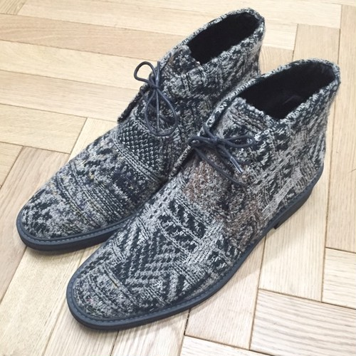STORAMA ONE-OFF KNIT SHOES