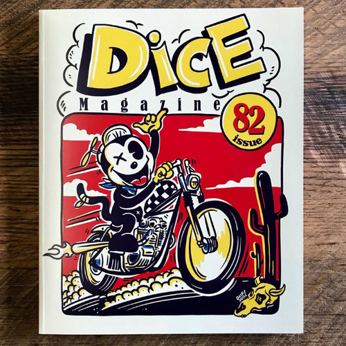 DicE magazine issue #82