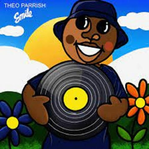 """【12""""】Theo Parrish - Smile -2x12inch-"""