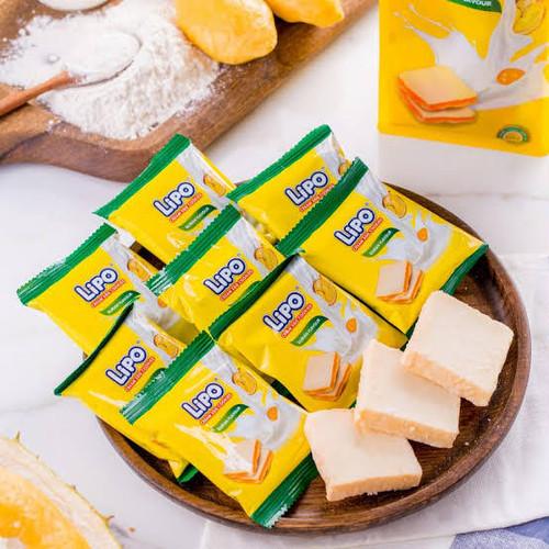 Lipo Cream Egg Durian (40袋)
