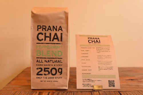 PRANA CHAI  PEPPERMINT BLEND 250G