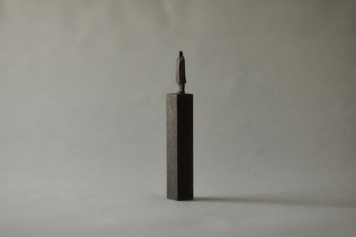 (104)wood figure-mini台付_058