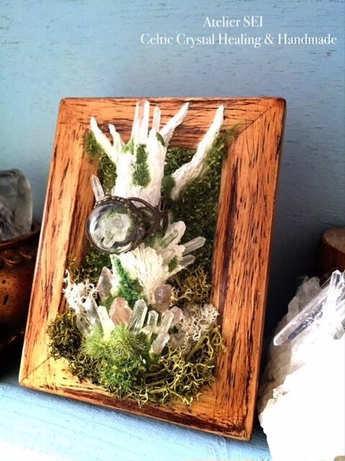 水晶の精霊 魔法の不思議雑貨