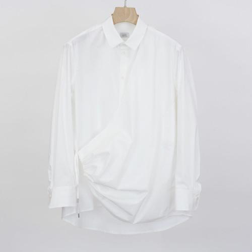HATRA Crater Drape Shirt ハトラ クレータードレープシャツ