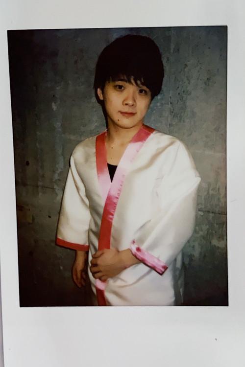 【丑三時 白衣装】笑顔ぱんち ヒロト 5枚セット01