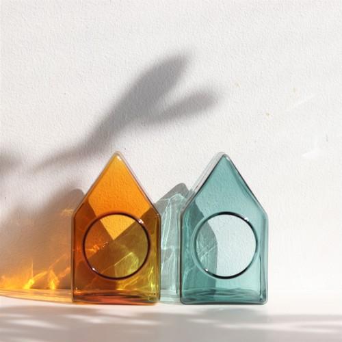 【ガラス・雑貨】ガラスハウスS【2171,2172】