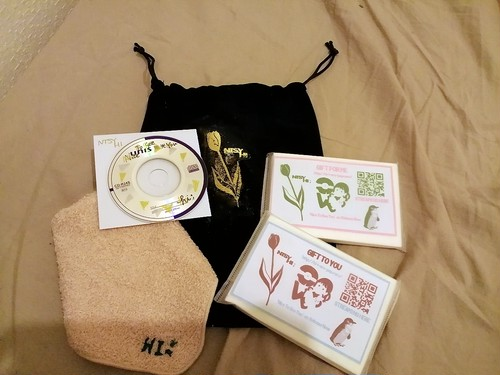 hi; 『Nice To See You』Physical Pack