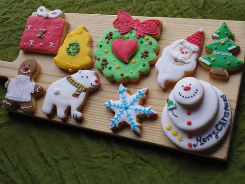 クリスマス限定♪アイシングクッキー【クリスマスBox】