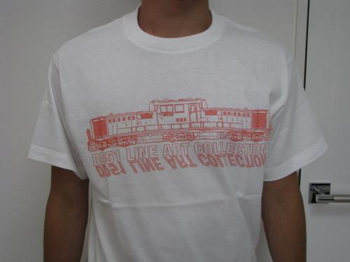 DD511082(白) - オリジナルTシャツ(XL)