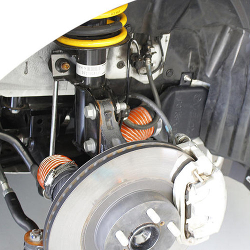 VERUS ENGINEERING(VELOX):A0037A:TOYOTA 86/SUBARU BRZ ブレーキクーリングパッケージ