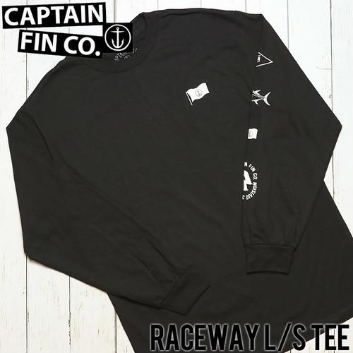 [クリックポスト対応] CAPTAIN FIN キャプテンフィン RACEWAY L/S TEE ロンT CT183019