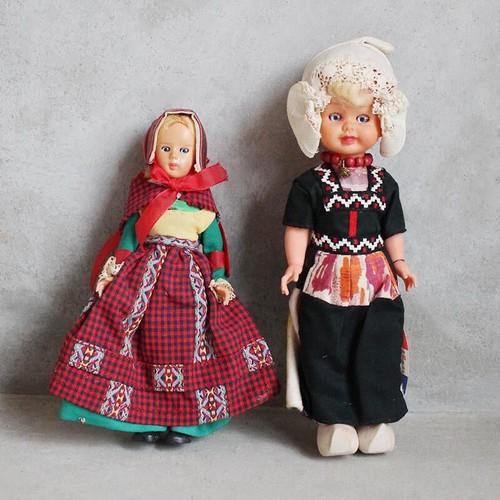 ヨーロッパ人形  VIntage / Euro dolls VIntage