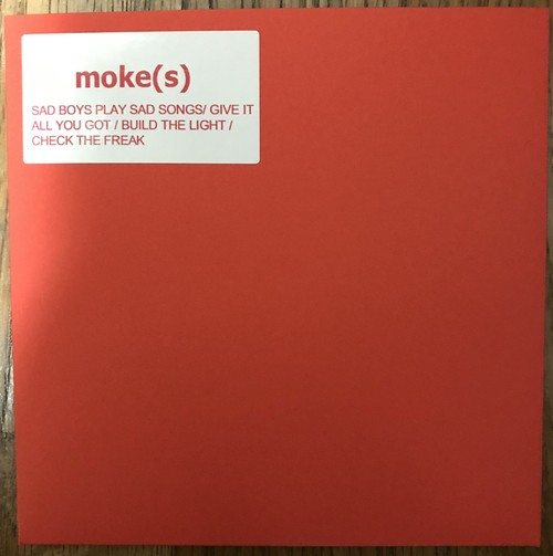 moke(s) デモCD「赤盤」