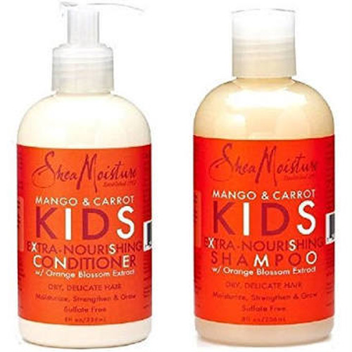 コピー:Shea Moisture Mango and Carrot KIDS Extra - Nourishing Conditioner