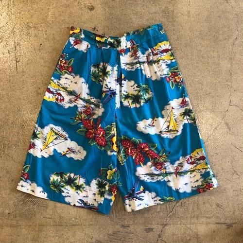 Vintage Set Up Aloha Pants ¥4,600+tax