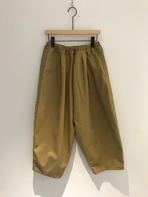 【ordinary fits】  OL-P045 / BALL PANTS CHINO