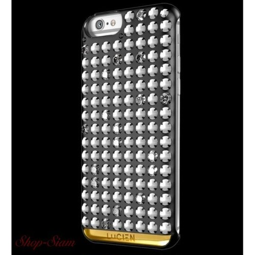 LUCIEN(ルシアン) iPhone6/6S/SE case PEARLシリーズ <Black>
