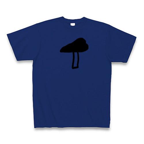サドルTシャツ(シーフロイヤルブルー)