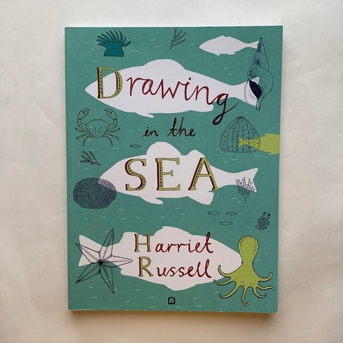 Drawing in the Sea  /  Harriet Russell  /  ハリエット・ラッセル